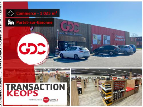 GDC implante son premier magasin en région toulousaine